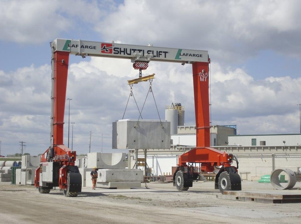 Best Way to Lift Huge Concrete Blocks