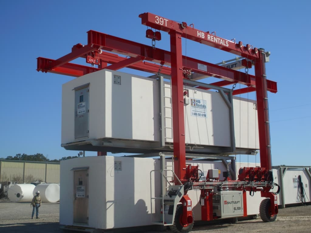 Maximizing Material Handling with Shuttlelift SL50II