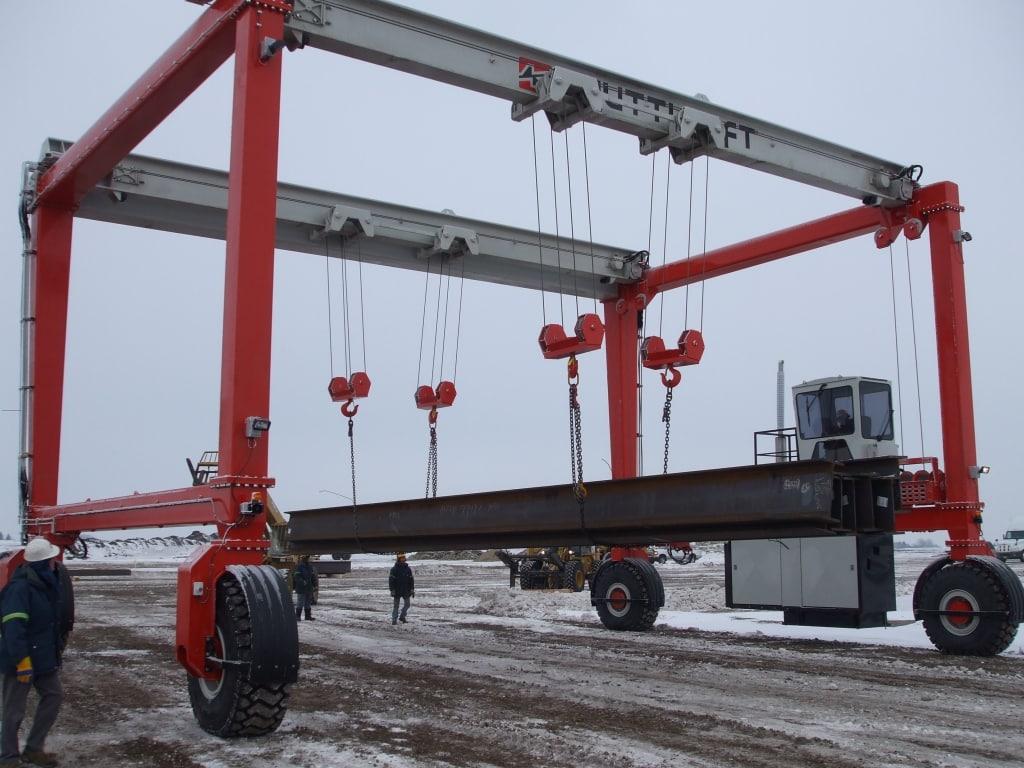 ISL Mobile Gantry Shuttlelift Crane