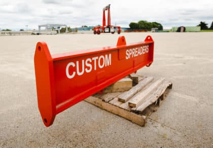Custom Spreaders