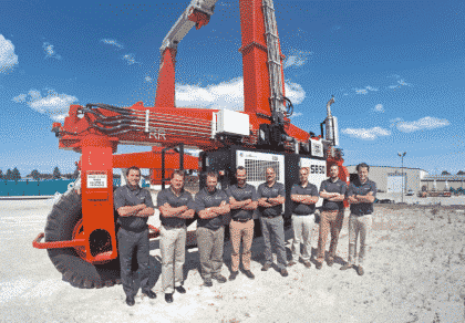 Knowledgeable Service Team for All Cranes