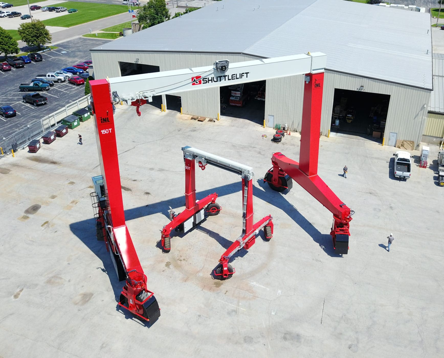 Best Industrial Cranes in the Industry