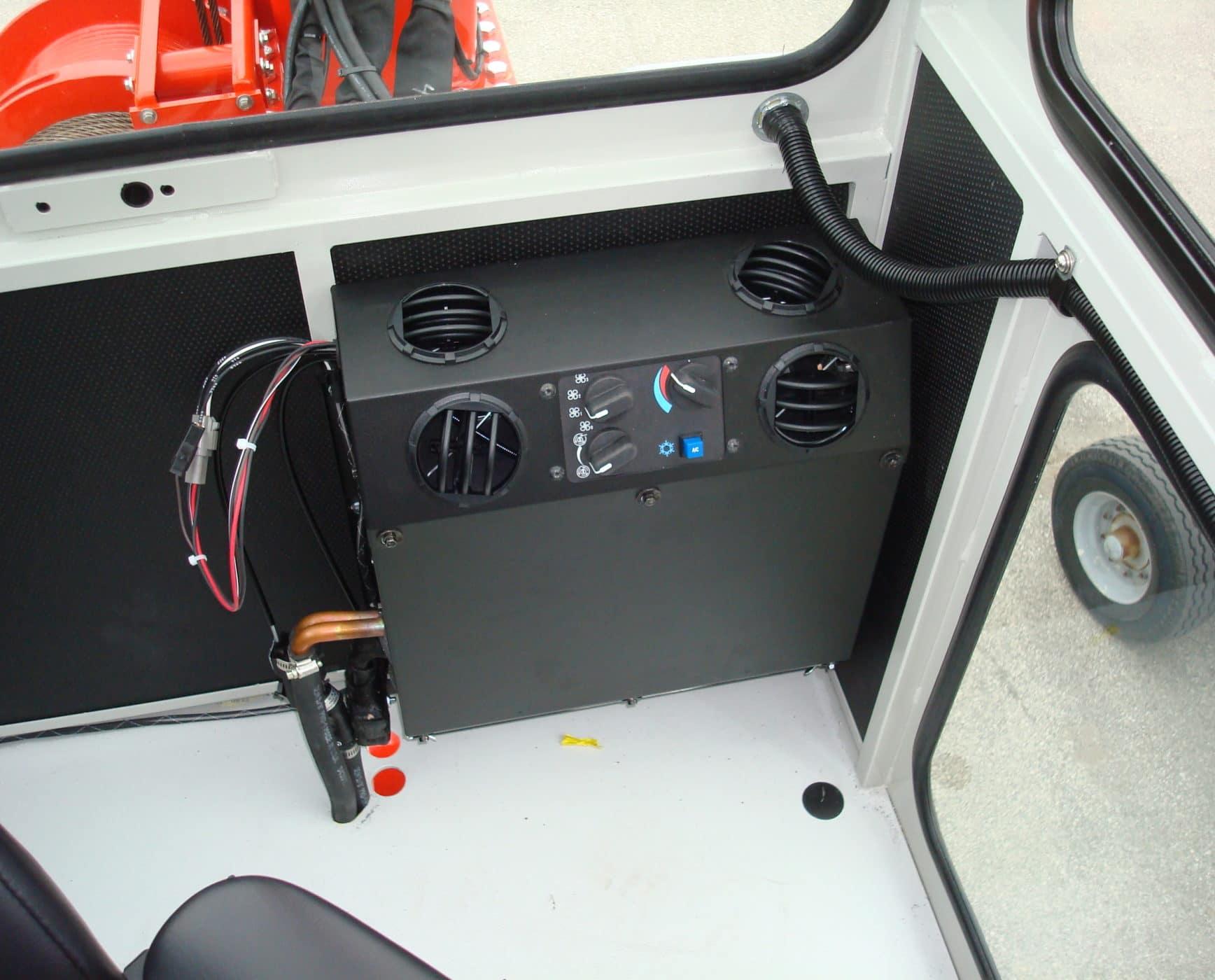 Comfort Control for Crane Operators