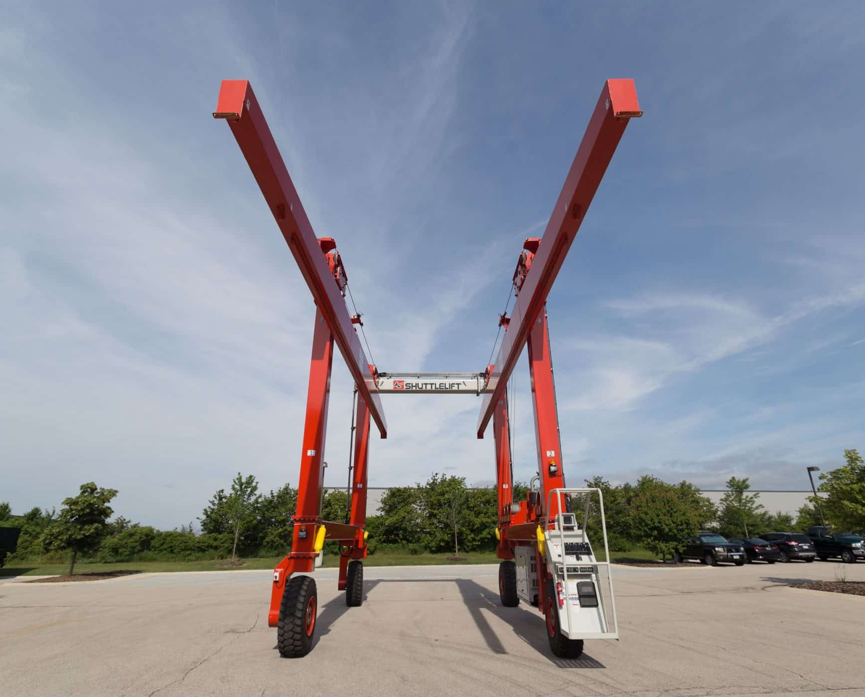 Best Custom Crane for Industrial Applications