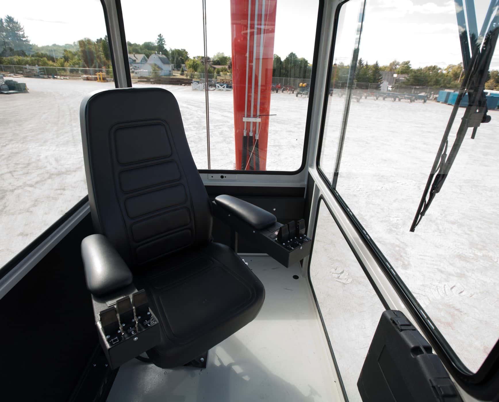 DB Series Large Crane Operator Cab